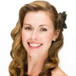 Tallahassee, Florida dance teacher Adele Trahan-Kitchen, Sharon Davis School of Dance.