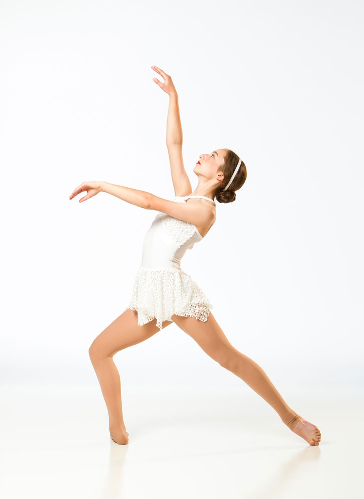 Tallahassee Dance Intensive Summer Workshops at Sharon Davis School of Dance.