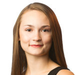 Tallahassee, Florida dance teacher Clare Molina, Sharon Davis School of Dance.